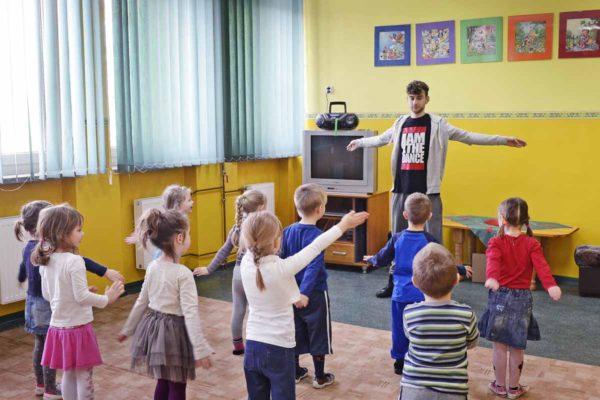 13. Zajęcia taneczne – Przedszkole nr 5