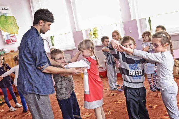 14. Zajęcia taneczne – Przedszkole nr 3